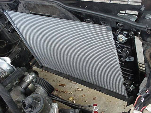 jaguar specialties attached are some pics of the cooling systems radiator alone mounted into the xj6c identical to xjs install and the completed installation in the xjs